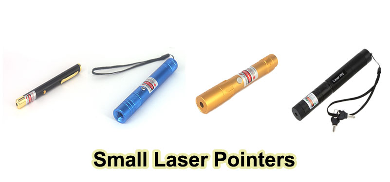 Small Laser Pointers
